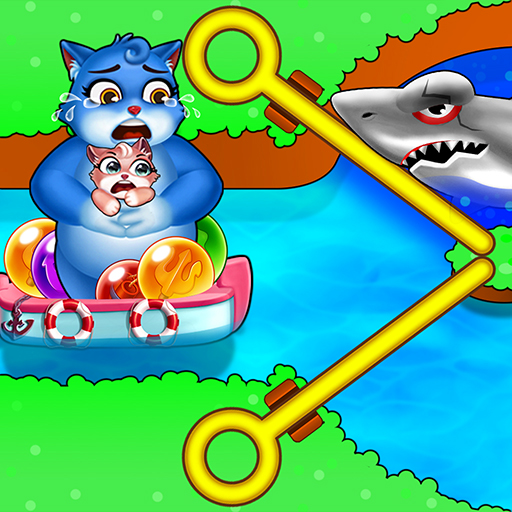 Cat Pop Island: Bubble Shooter Adventure  Apk Mod latest