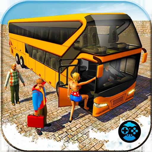 City Coach Bus Driving Simulator Games 2018 Apk Pro Mod latest