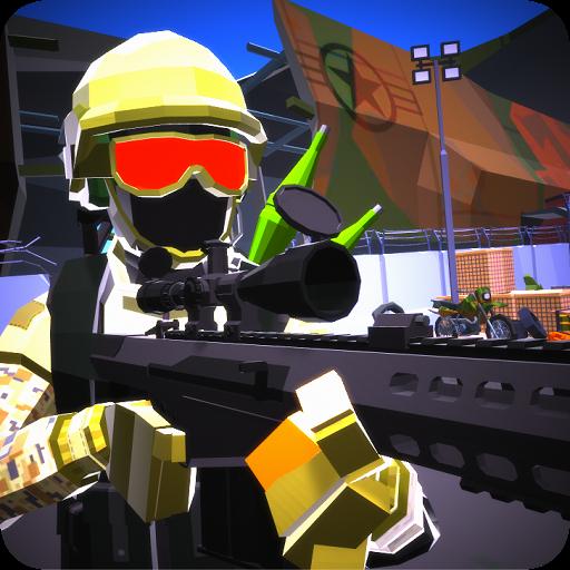 Combat Strike CS: FPS GO Online Apk Mod latest 1.2.4