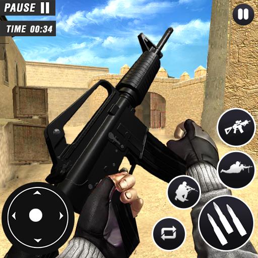 Counter Critical Strike CS: Survival Battleground s Apk Pro Mod latest 1.0.8