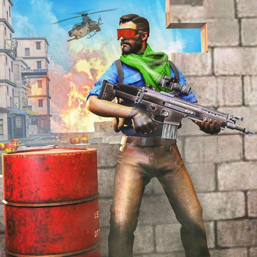 Cover Hunter Game: Counter Terrorist Strike War  Apk Pro Mod latest0.1