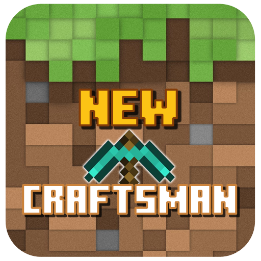 Craftsman – Crafting and building  Apk Mod latest 1.2.6