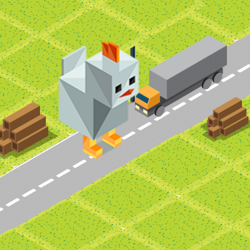 Cross Road: Cute Animals – Chicken Gam e  Apk Mod latest 3.4