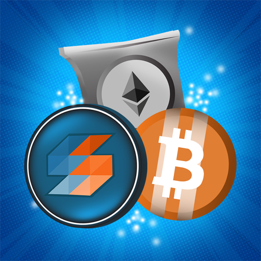 Crypto Burst Crush Coins, Play and Earn Crypto v2.6.2 Apk Mod (unlimited money) Download latest