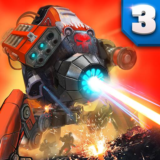 Defense Legend 3: Future War Apk Mod latest 2.6.6