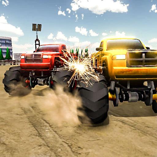 Demolition Derby 2021 – Monster Truck Destroyer  Apk Mod latest 9.6