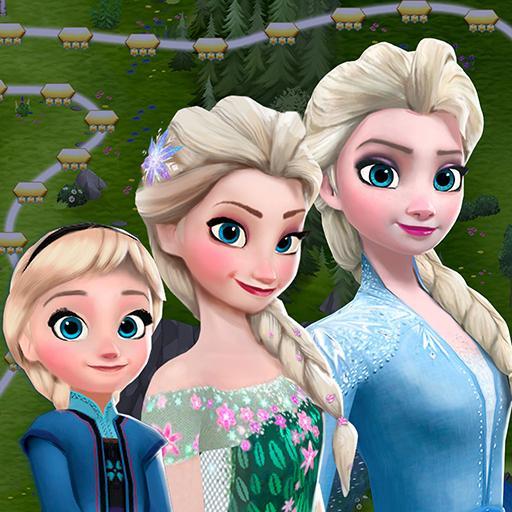 Disney Frozen Free Fall – Play Frozen Puzzle Games  10.6.0 Apk Mod (unlimited money) Download latest