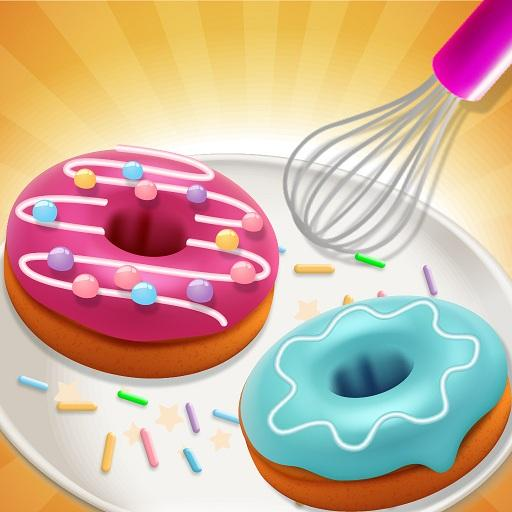 Donuts Factory Game : Donuts Cooking Game  Apk Mod latest 1.0.3