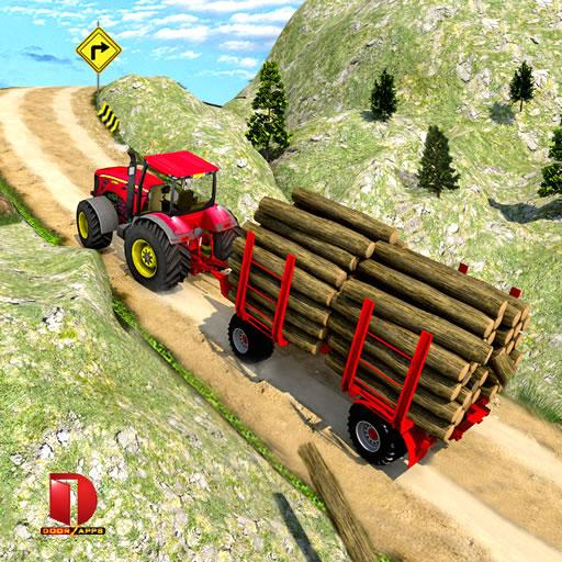 Drive Tractor trolley Offroad Cargo- Free 3D Games  Apk Pro Mod latest2.0.26