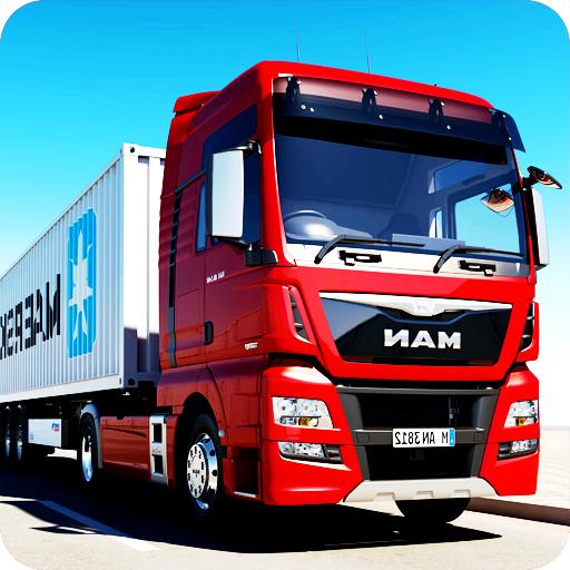 Euro Truck Driver Simulator : Lorry Trip 2020  Apk Mod latest 1.1.7