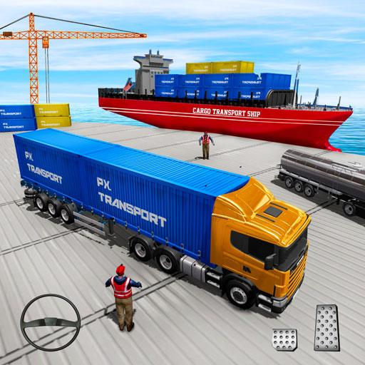 Euro Truck Driving Games: Forklift Games  Apk Pro Mod latest 4.1