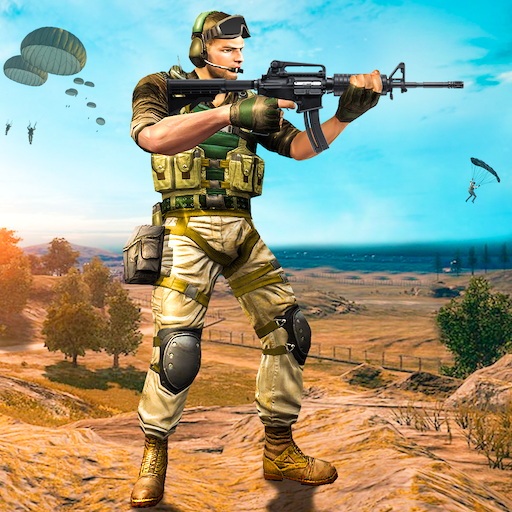 FPS Real Commando Games 2021: Fire Free Game 2021  Apk Mod latest