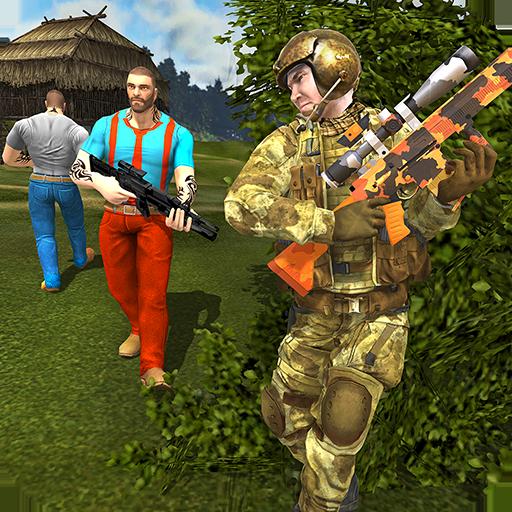 FPS Terrorist Secret Mission: Shooting Games 2021 Apk Pro Mod latest 2.2