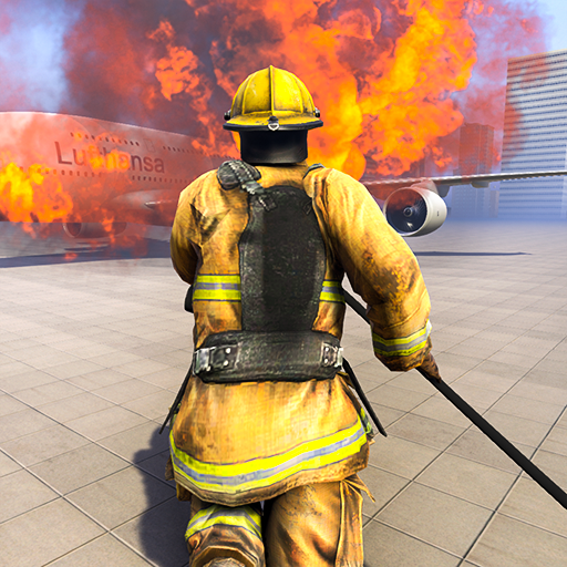 Firefighter Games : fire truck games   Apk Pro Mod latest 1.1