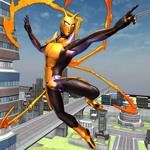 Flying Spider Hero Two -The Super Spider Hero 2020 Apk Pro Mod latest