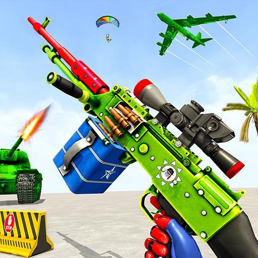 Fps Robot Shooting: Gun Games 1.0.34 Apk Mod (unlimited money) Download latest
