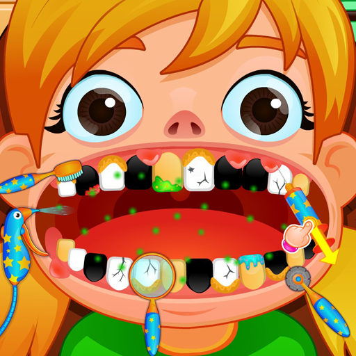 Fun Mouth Doctor, Dentist Game Apk Mod latest 2.64.0