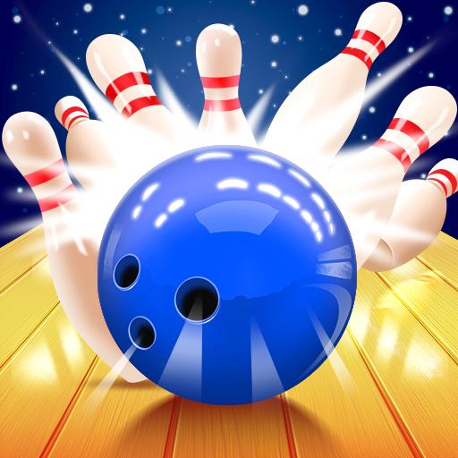 Galaxy Bowling 3D Free Apk Pro Mod latest 12.8
