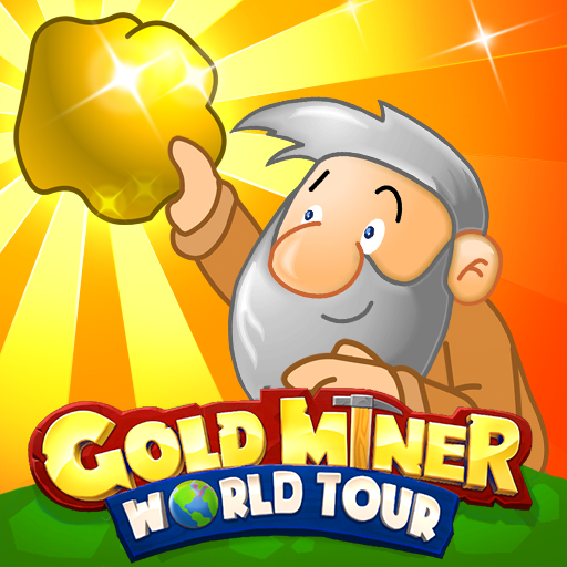 Gold Miner World Tour Gold Rush Puzzle RPG Game 1.8.3 Apk Mod (unlimited money) Download latest