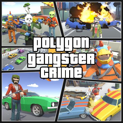 Grand City Theft War: Polygon Open World Crime   Apk Pro Mod latest 2.1.7