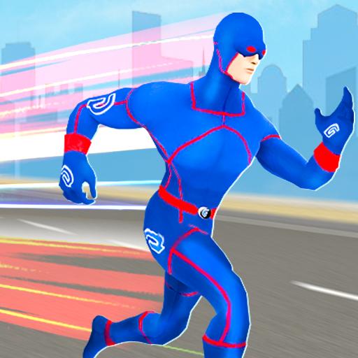 Grand Light Speed Robot Hero City Rescue Mission  Apk Mod latest 2.0