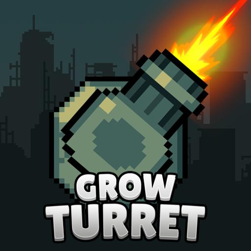 Grow Turret – Idle Clicker Defense 7.6.3 Apk Mod (unlimited money) Download latest