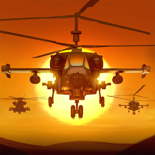 Gunship Force Free Helicopter Games Attack 3D  3.66.9 Apk Mod (unlimited money) Download latest