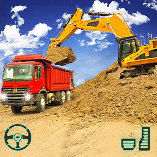 Heavy Construction Mega Road Builder  Apk Mod latest 1.15