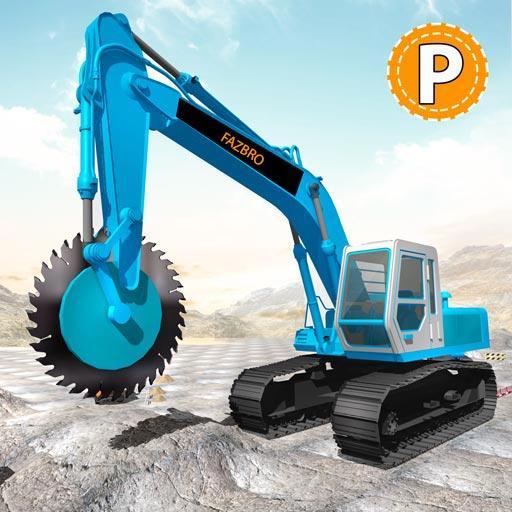 Heavy Excavator Rock Mining Stone Cutter Simulator  Apk Mod lates t 5.8
