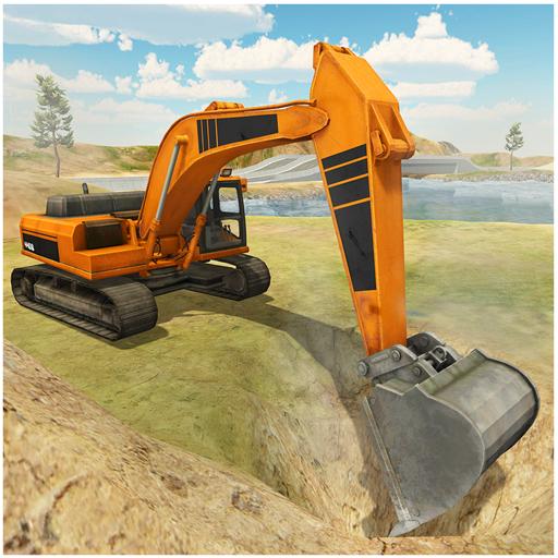 Heavy Excavator Simulator PRO  Apk Pro Mod latest5.8