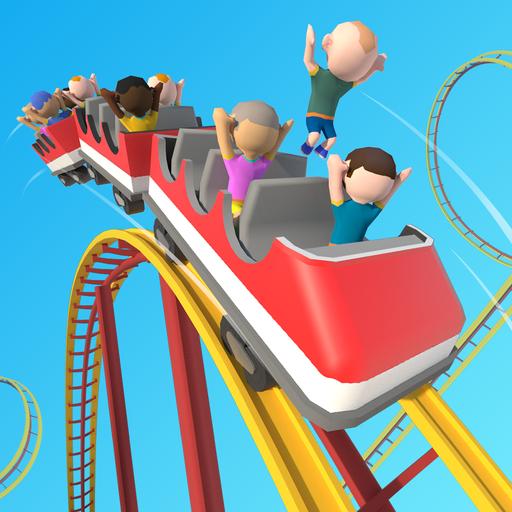 Hyper Roller Coaster  Apk Pro Mod latest 1.5.1