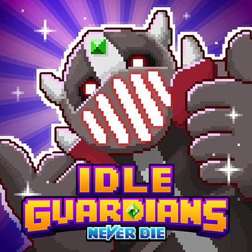 Idle Guardians: Never Die  Apk Mod latest