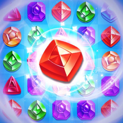Jewel Kraken: Match 3 Jewel Blast 1.11.0 Apk Mod (unlimited money) Download latest