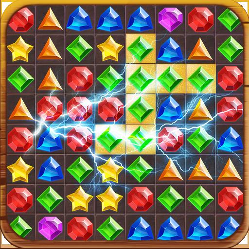 com.fires.jewelsjungle.treasure1.8.8 Apk Mod (unlimited money) Download latest