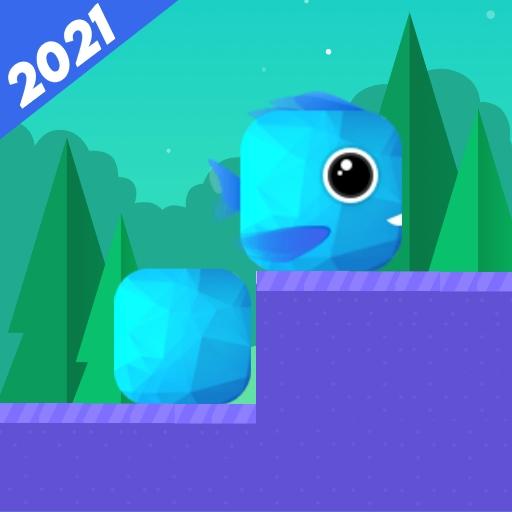 Kawai Fish Running: Casual Flying Fish Game 2021 Apk Pro Mod latest