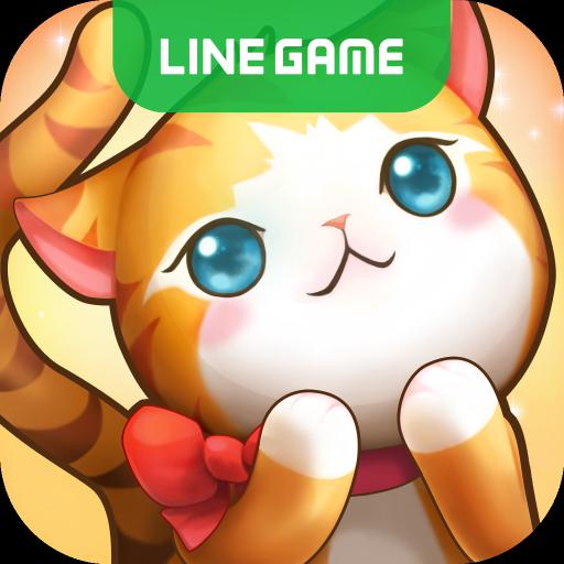 LINE Cat Café   Apk Pro Mod latest 1.0.21