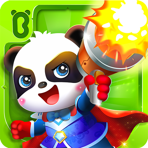 Little Panda's Hero Battle Game   Apk Pro Mod latest 8.53.00.00