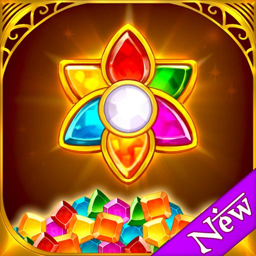 Magic Jewel Quest: New Match 3 & Jewel Games  Apk Mod latest 2.0
