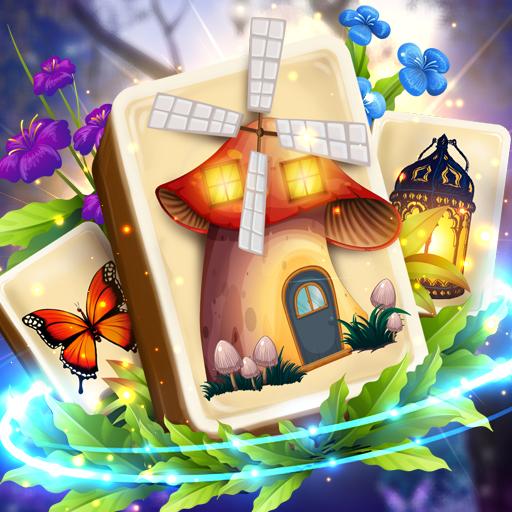Mahjong Magic Lands: Fairy King's Quest  Apk Mod latest 1.0.67