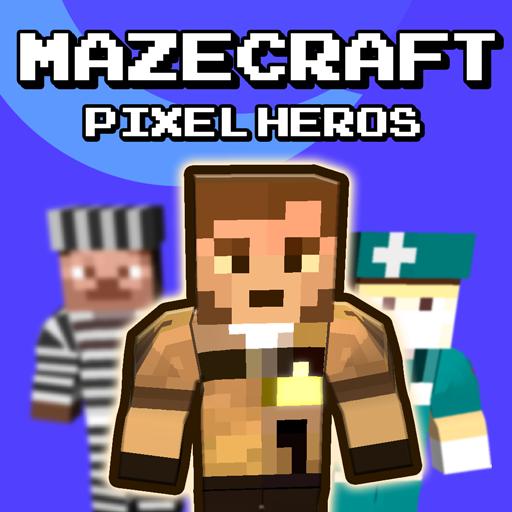 Maze Craft : Pixel Heroes  Apk Mod latest  1.35