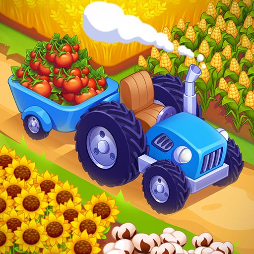 Mega Farm – Idle Clicker  Apk Mod latest