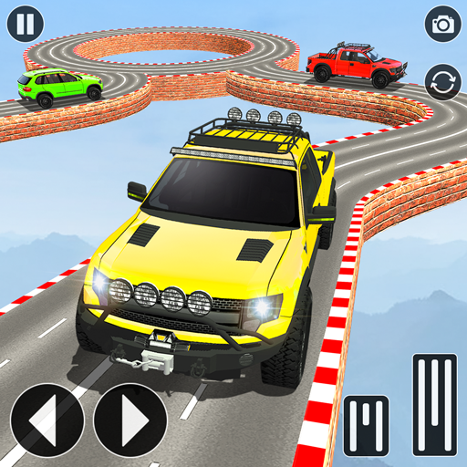 Mega Ramp Car Racing Stunts 3D – Stunt Car Games Apk Mod latest 1.0.09