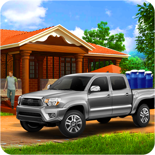 Milk Van Delivery Simulator 2018  Apk Pro Mod latest 1.1.3