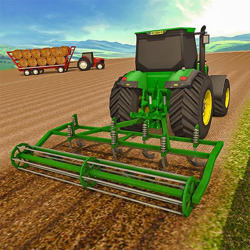 Modern Farming Simulation: Tractor & Drone Farming   Apk Pro Mod latest 3.1