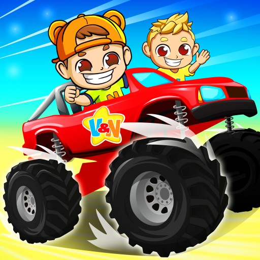 Monster Truck Vlad & Niki   Apk Pro Mod latest 1.0.9