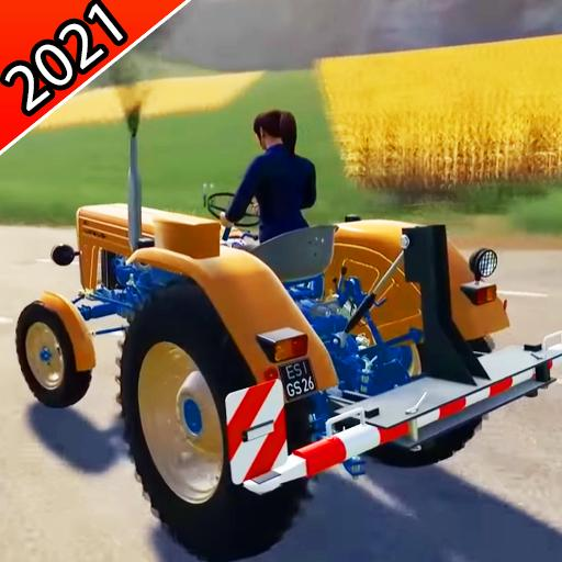 New Real Tractor trolly Simulator 3D Apk Pro Mod latest 1.04