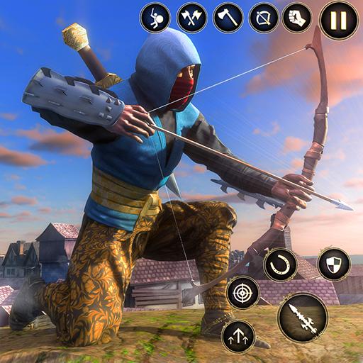 Ninja Assassin Samurai 2020: Creed Fighting Games  Apk Pro Mod latest 2.0