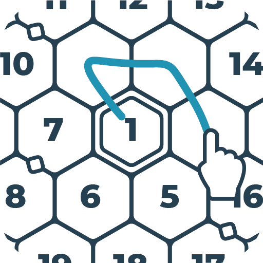 Number Mazes: Rikudo Puzzles Apk Mod latest 1.4
