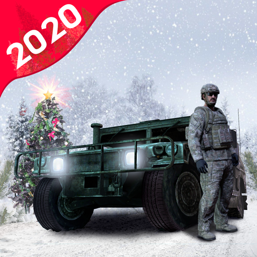 Off-road Jeep Drive-Winter Season Simulator  Apk Mod latest 1.7