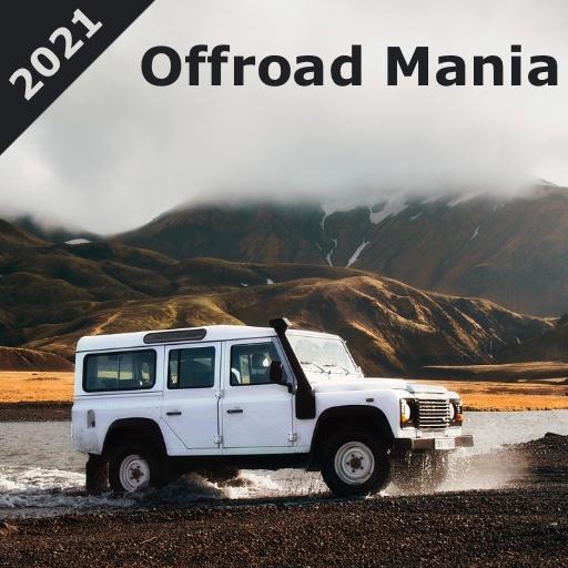 Offroad Mania Simulator Apk Pro Mod latest1.0.1